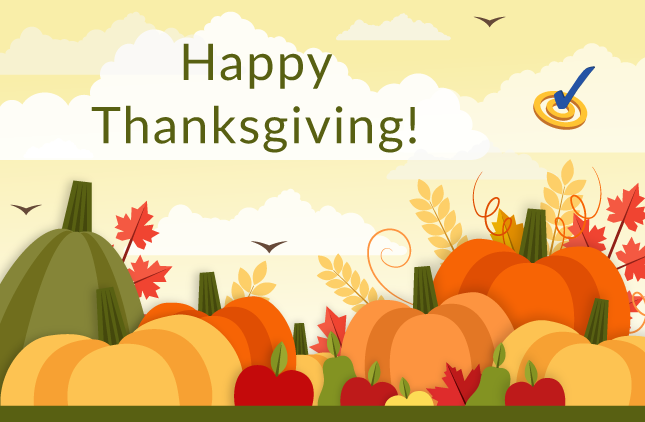 Happy Thanksgiving from WebSpellChecker!