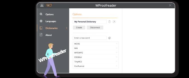 WProofreader | WebSpellChecker